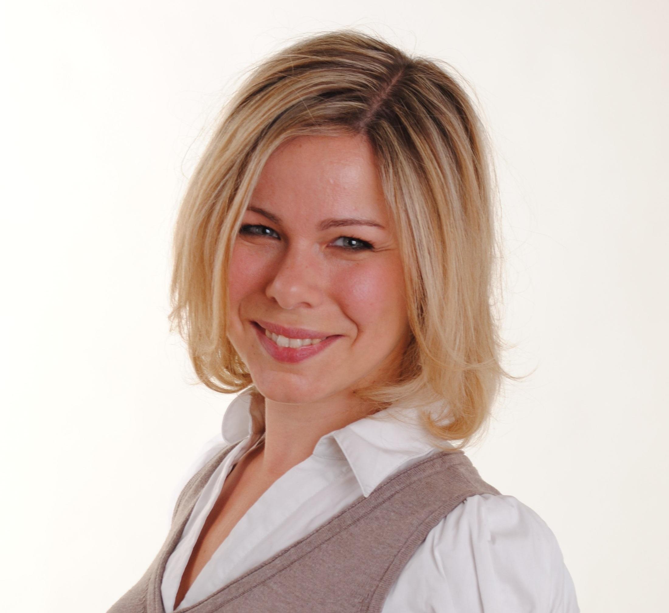 Nadine Gröhling, Geschäftsführerin der NaMaG Hausverwaltung